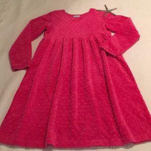 Kelly's Kids Pink Dress L (10-12)